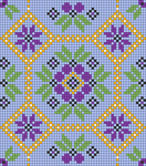 Alpha pattern #87450 variation #157837