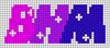 Alpha pattern #74453 variation #157844