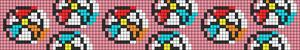 Alpha pattern #87440 variation #157851
