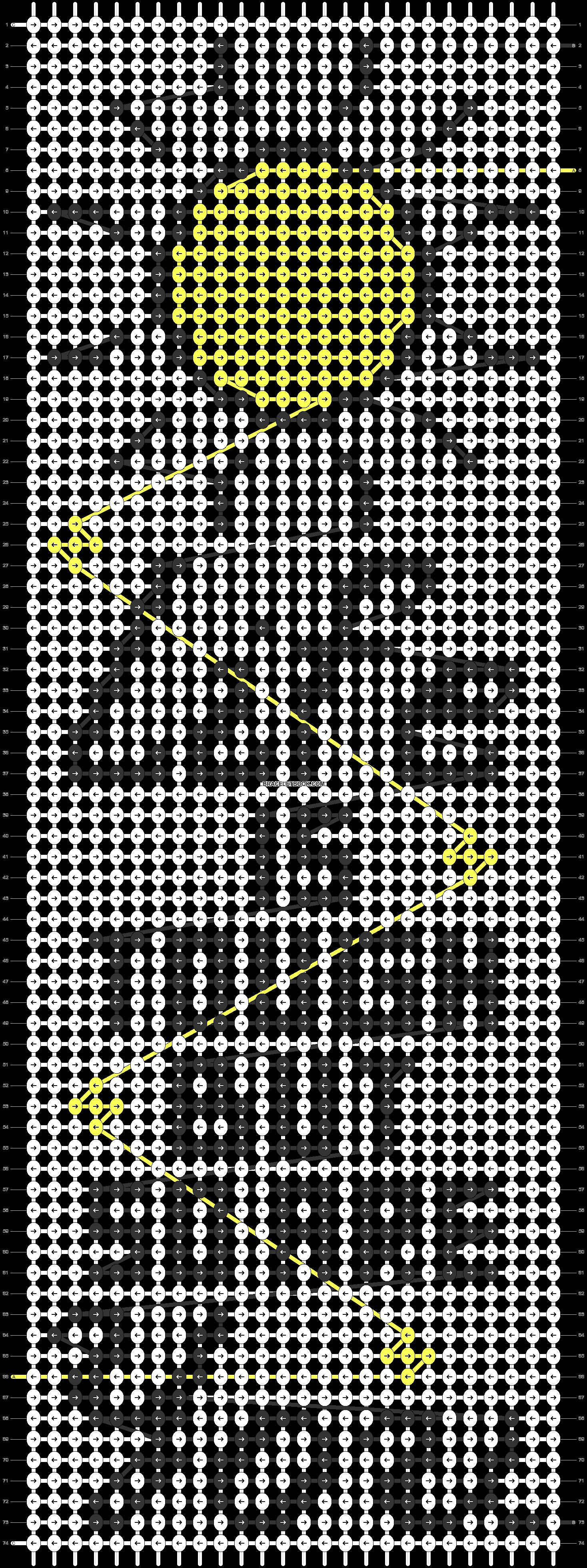 Alpha pattern #87390 variation #157869 pattern