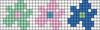 Alpha pattern #35808 variation #157920