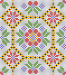 Alpha pattern #87450 variation #157935