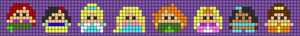 Alpha pattern #72321 variation #157941