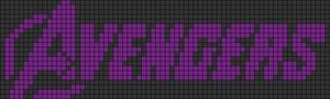 Alpha pattern #11045 variation #158001