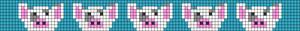 Alpha pattern #58101 variation #158006