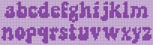 Alpha pattern #38069 variation #158025