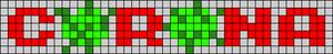 Alpha pattern #76339 variation #158029