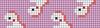Alpha pattern #57428 variation #158087