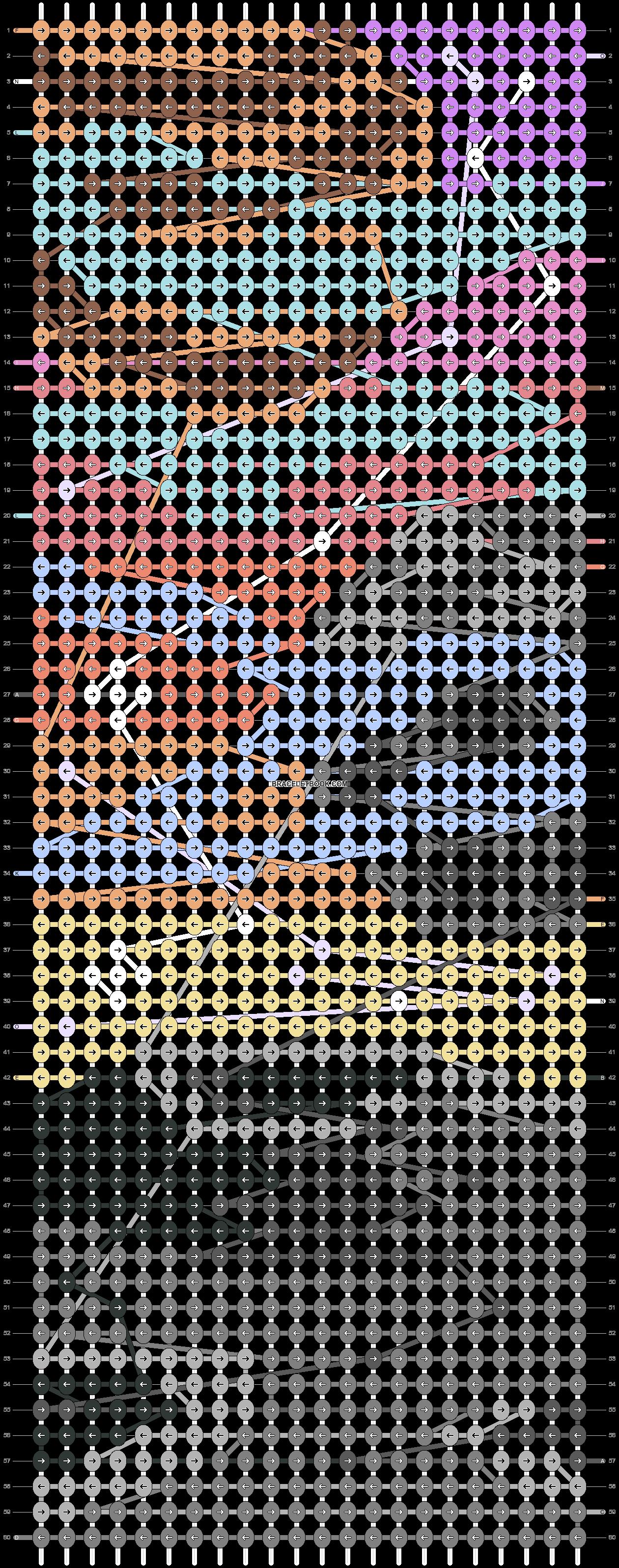Alpha pattern #86915 variation #158127 pattern