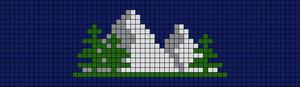Alpha pattern #63710 variation #158155
