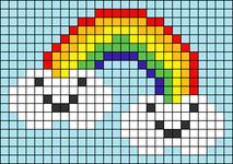 Alpha pattern #63445 variation #158169