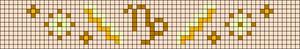 Alpha pattern #39073 variation #158218