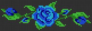 Alpha pattern #87566 variation #158258