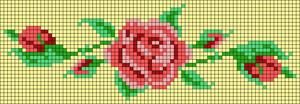 Alpha pattern #87566 variation #158283