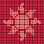 Alpha pattern #36226 variation #158308