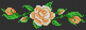 Alpha pattern #87566 variation #158340