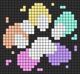 Alpha pattern #86376 variation #158341