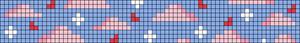 Alpha pattern #87569 variation #158355
