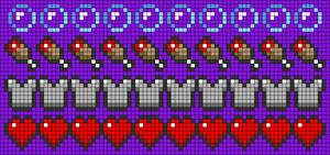Alpha pattern #73456 variation #158369