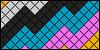 Normal pattern #25381 variation #158385