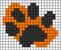 Alpha pattern #80910 variation #158416