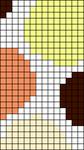 Alpha pattern #52108 variation #158432