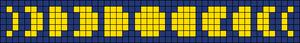 Alpha pattern #55570 variation #158434