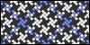 Normal pattern #76007 variation #158507