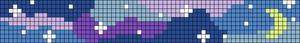 Alpha pattern #87791 variation #158554