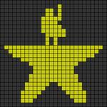 Alpha pattern #44069 variation #158564