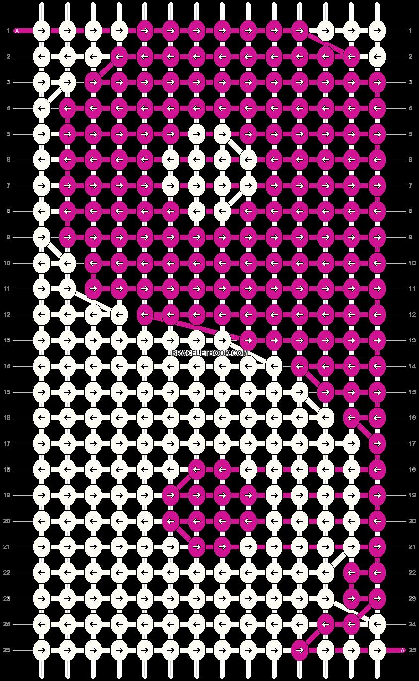 Alpha pattern #87658 variation #158565 pattern