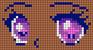 Alpha pattern #87800 variation #158571
