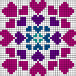 Alpha pattern #87885 variation #158583