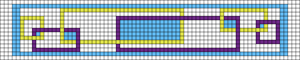 Alpha pattern #87886 variation #158624