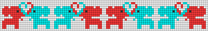 Alpha pattern #11456 variation #158654