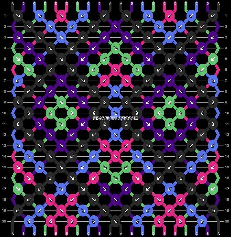 Normal pattern #87030 variation #158836 pattern