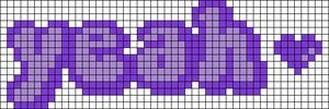 Alpha pattern #45744 variation #158842