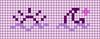 Alpha pattern #38322 variation #158856