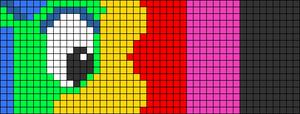 Alpha pattern #87779 variation #158890