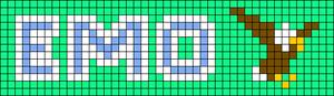 Alpha pattern #87771 variation #158891