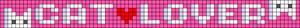 Alpha pattern #85999 variation #158912