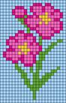 Alpha pattern #87837 variation #158941