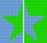 Alpha pattern #82691 variation #158944