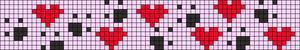 Alpha pattern #79166 variation #158958