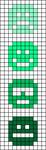 Alpha pattern #88095 variation #158977