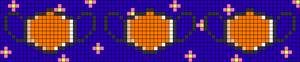 Alpha pattern #88016 variation #158998
