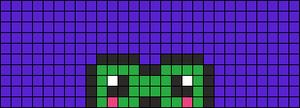Alpha pattern #87989 variation #159003