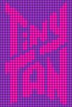 Alpha pattern #79905 variation #159051