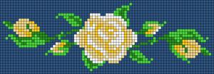 Alpha pattern #87566 variation #159122