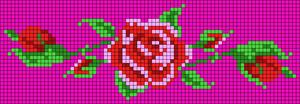 Alpha pattern #87566 variation #159163